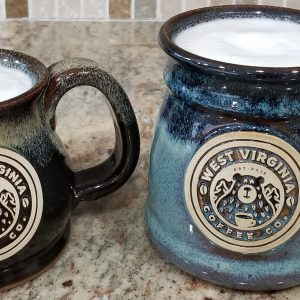 Hand-made Pottery Coffee Mugs